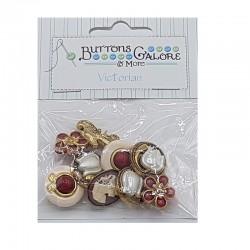 Botones Victorian