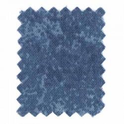Tela marmolada azul