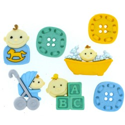 Botones BABY FUN-BOY
