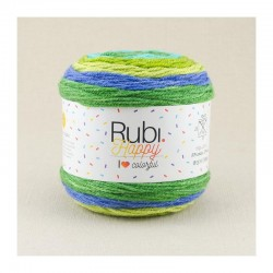 RUBI HAPPY 150 g. color...