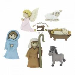 Botones Nativity