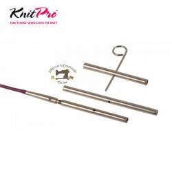 Conectores para cables knitPro