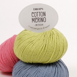 Cotton Merino de Drops