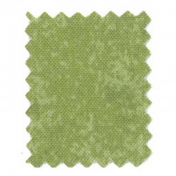 Tela marmolada verde