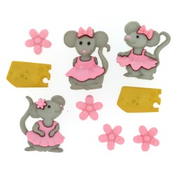 "Botones The ""Mice"" Girls"