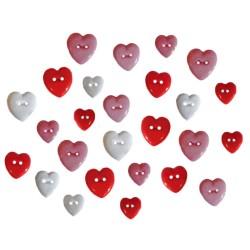 Botones Heartbreaker