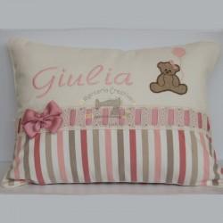 Almohada personalizada para...